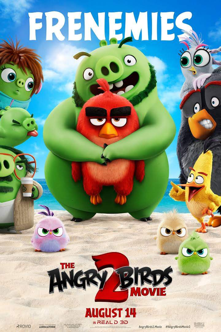 The Angry Birds Movie 2 2019 Download