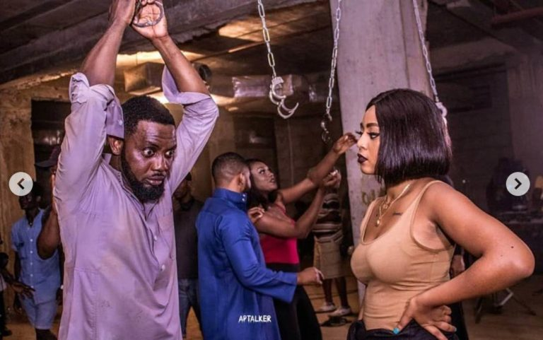 Regina Daniels And Alex Unusual To Deal With AY And Friends In 'Merry Men 2'