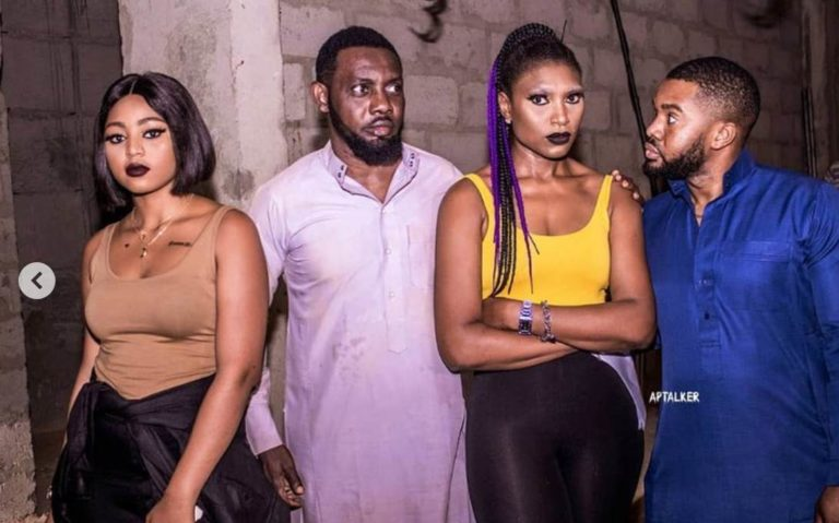 Regina Daniels And Alex Unusual To Deal With AY And Friends In 'Merry Men 2' 15