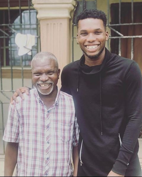 Victor AD's Father Is Dead