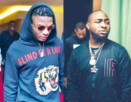 See This Old Tweet Of Davido Begging People To Buy Wizkid's Album
