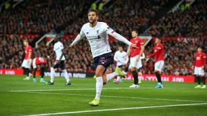Video: Man Utd 1 - 1 Liverpool Premier League Highlight
