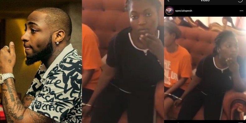 Davido's Team Was Wrong For Parading Ladies Who Accused Him Of Impregnating One Of Them