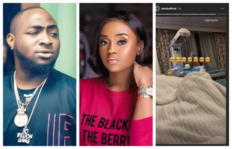 Davido and Chioma Welcomes Their First Child Together (Photos)