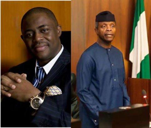 Yemi Osinbajo To Be Dropped As Vice President — Femi Fani-Kayode