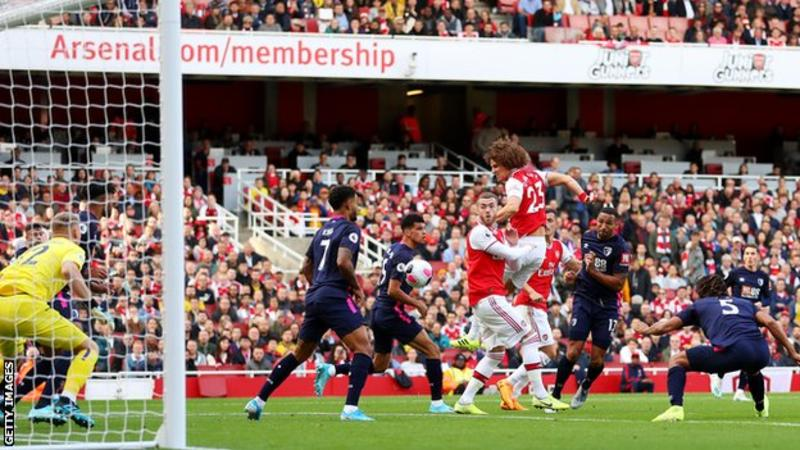 Arsenal 1–0 Bournemouth Premier League Highlight Video