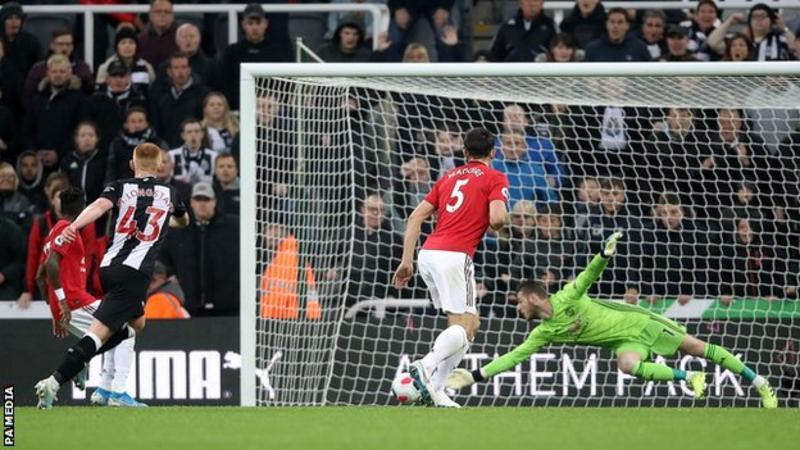 VIDEO: Newcastle 1–0 Manchester United — Premier League Highlight