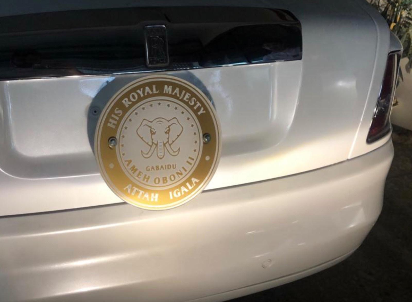 Kogi 2019: Traditional Ruler Receives White Rolls Royce Phantom (Photos) 9