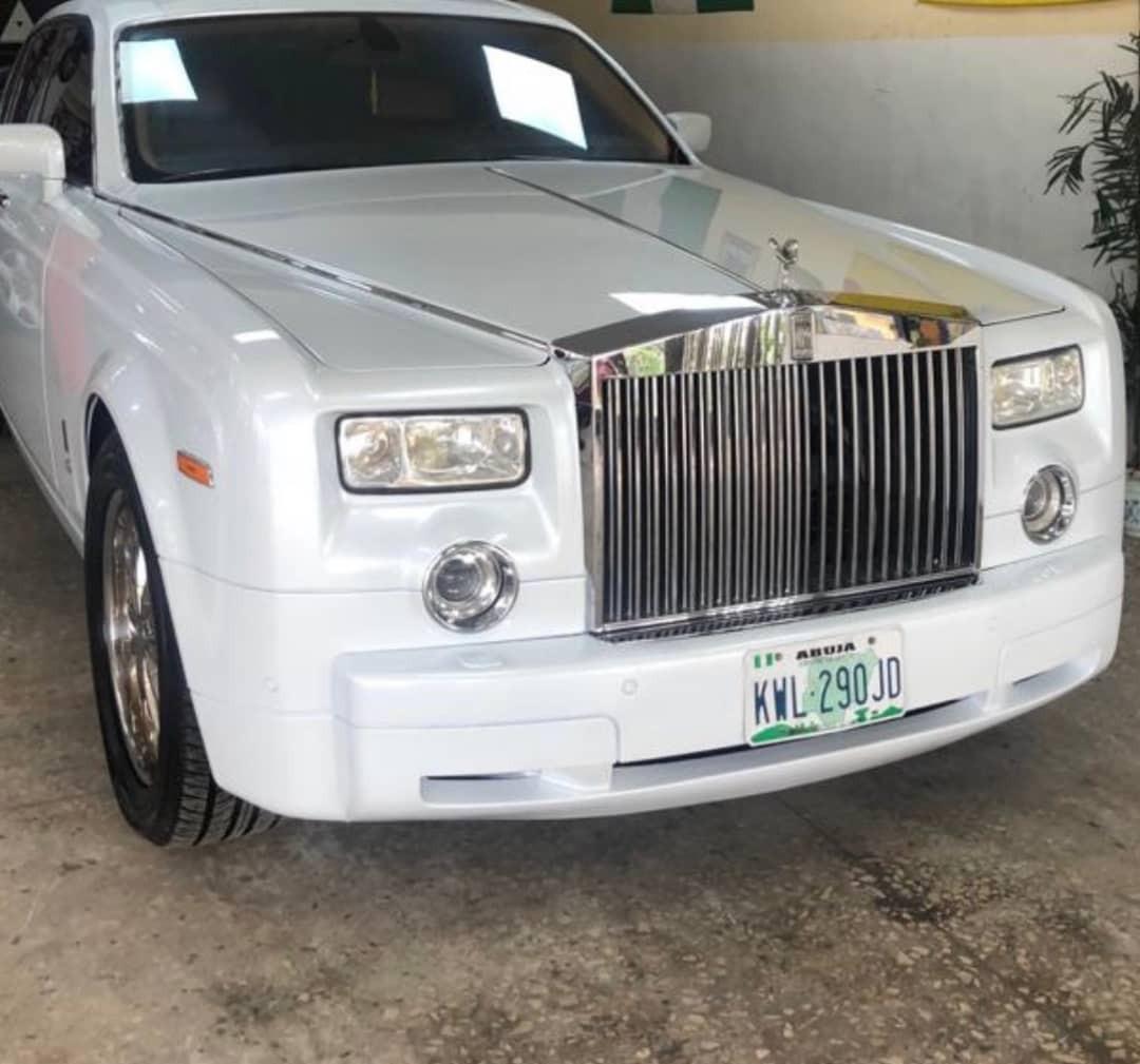 Kogi 2019: Traditional Ruler Receives White Rolls Royce Phantom (Photos) 8