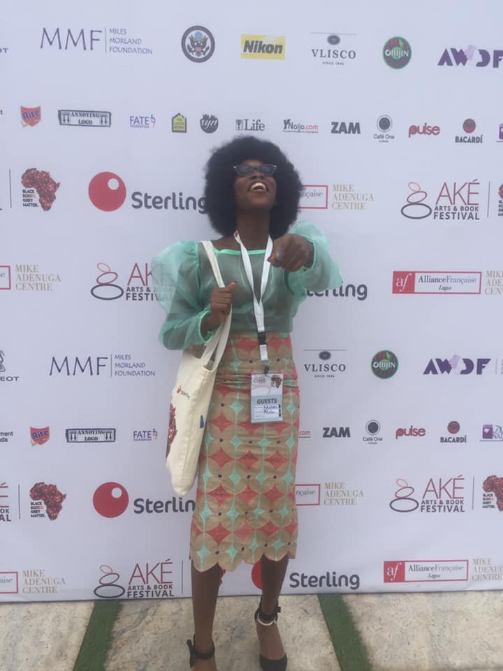 Model,Adetutu Attends Event With Bare Boobs 20