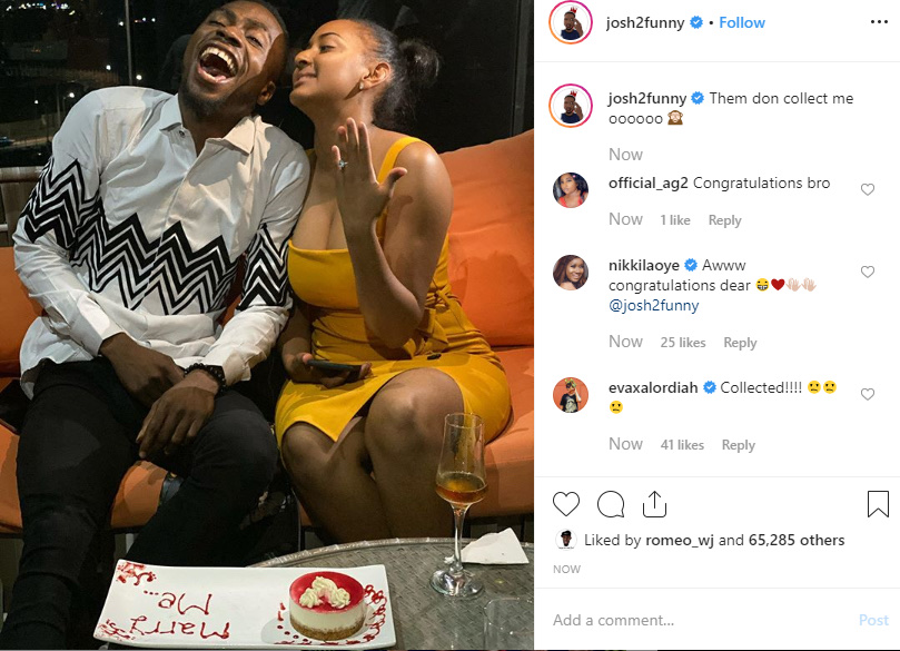 Comedian Funny Josh Is Engaged (Photos) 12