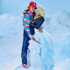 Nicki Minaj Flaunts $1.1million Wedding Ring 34