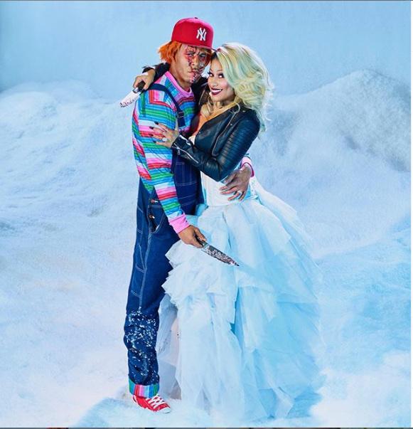 Nicki Minaj Flaunts $1.1million Wedding Ring 36