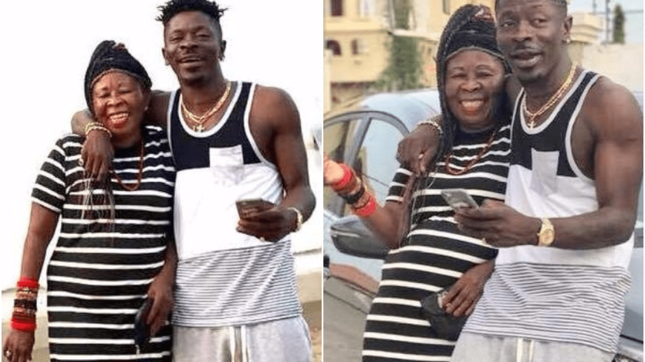 My Son's Music Will Be Studied In Universities -Shatta Wale's Mother 3