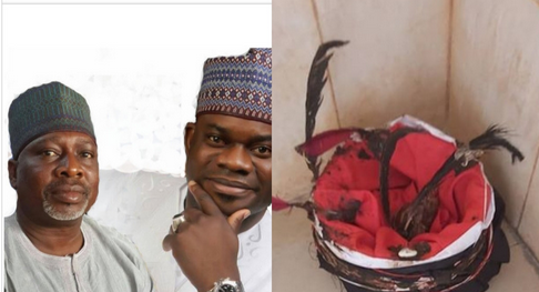 Impeached Kogi Deputy Governor Left 'Juju' In Government House – Yayaha Bello's Chief Of Staff Alleges (Photo) 3