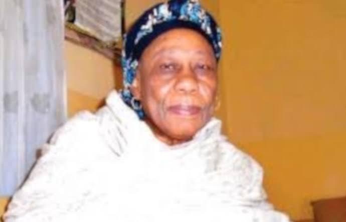Wife Of Late Prime Minister Tafawa Balewa Dies At 85 6