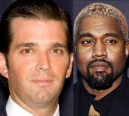 Donald Trump Jr Shares His Thought On Kanye West's New Jesus Is King Album 9