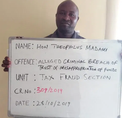 Kaduna State Councilor, Theophilus Madami Arrested For Fraud By EFCC (Photo) 3