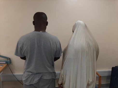 Nigerian Widow Arrested For Ingesting 60 Wraps Of Cocaine 4