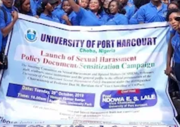 #SexForGrades: UNIPORT Unveils Ground Rules And Policy Document To Fight Sexual Harassment 5