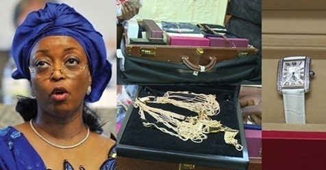 Foreign Auctioneers Invited As EFCC Plans Sale Of Diezani's N14.4bn Jewellery, Houses 6