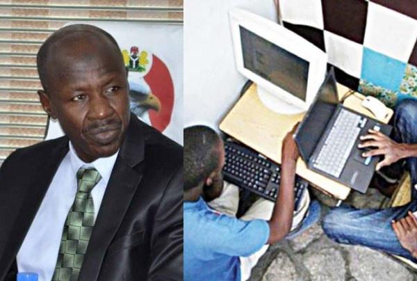 Yahoo boys' Mothers Now Forming Association - EFCC Chairman Ibrahim Magu 6