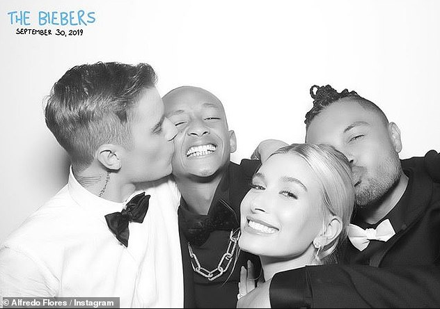 Celebrity wedding: Justin Bieber marries the love of his life -See photos 44