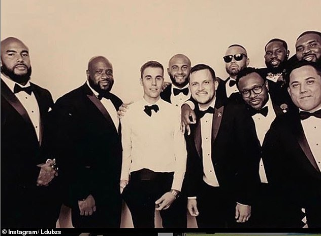 Celebrity wedding: Justin Bieber marries the love of his life -See photos 40