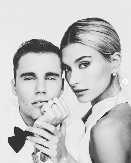 Celebrity wedding: Justin Bieber marries the love of his life -See photos 36