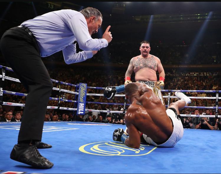 Anthony Joshua should take a break if beaten again -Andy Ruiz jnr 3