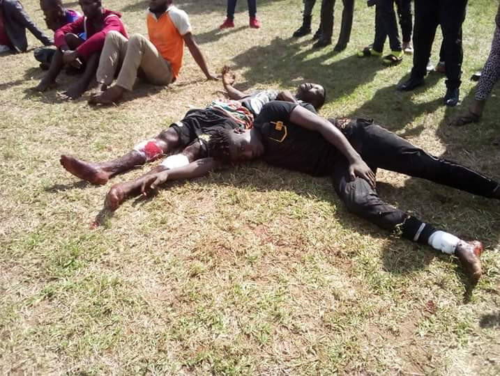 Two notorious armed robbers terrorizing Owerri residents arrested 11