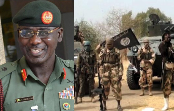 22 soldiers including a major declared wanted for running from Boko haram 1