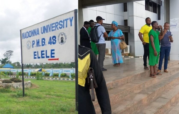 We won't apologize,parents of students detained in prison for 7months after criticizing Madonna university 6
