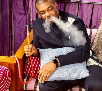 Don Jazzy Pleads With Federal Government To Make Cannabis Legal 3