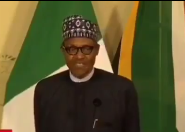 Xenophobia:When In Another Man's Country Respect Their Laws - President Buhari Tells Nigerians 3