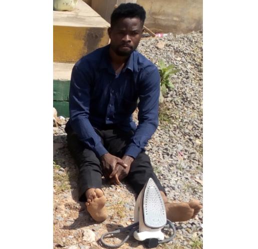 Pastor Uses Iron to Burn 10Year old boy 3