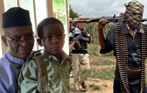 Despite Kidnapping Threats El-Rufai Insists His Son Remains In Public School 5