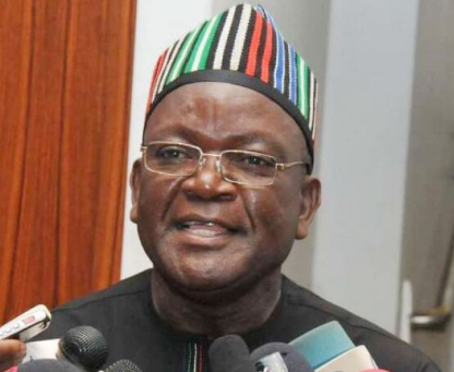 Governor Samuel Ortom - I Will Not Anoint My Successor 3