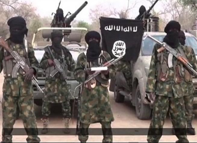 Boko Haram Burns Emir's Palace In Yobe State 3