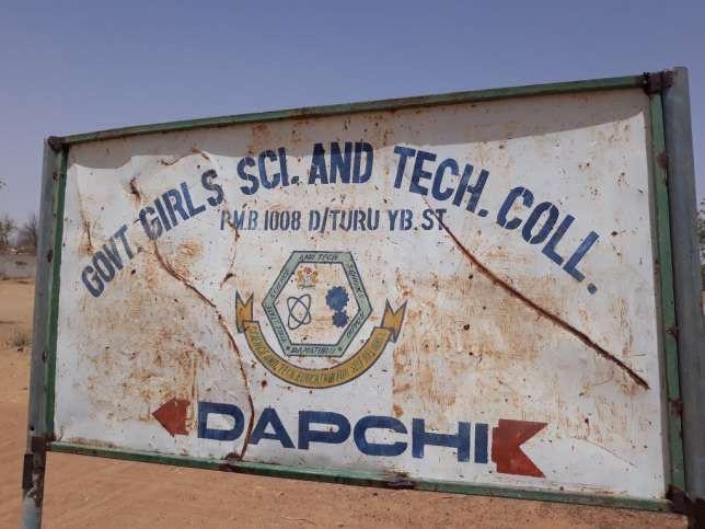 Government Girl College , Dapchi Shut Down Following Boko Haram Attack 3