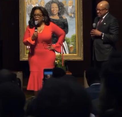 Oprah Winfrey Donates $13million To Morehouse College 2