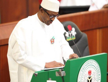 Budget2020 : I Have A Flu Because I Work Very Hard - President Buhari 9