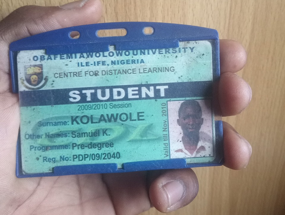 Photographer Calls Out Lecturer Who took N200k And Offered Him Fake  Admission Into OAU 3