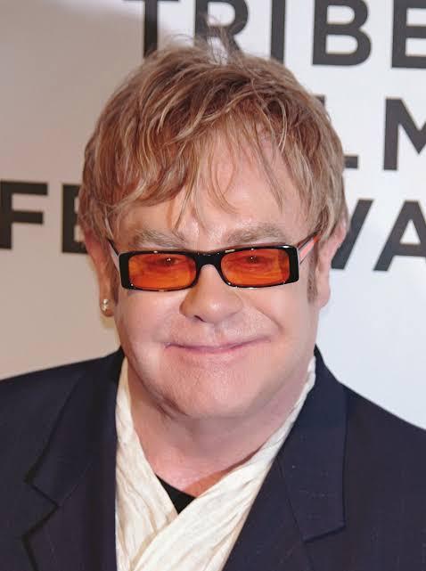 Cocaine Made Me A Monster - Elton John 2