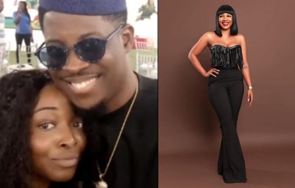 Bbnaija: Tacha Is Not Seyi's Type - Seyi's Girlfriend,Adeshola 9