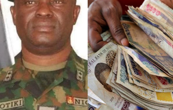N135m recovered from Nigerian Army General 6