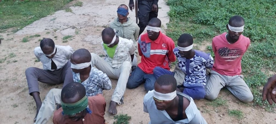 Wanted Boko Haram Members Apprehended In Borno State 7