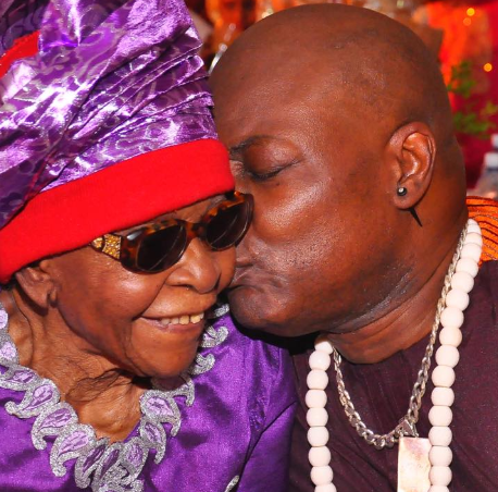 Charly Boy Loses Mum ,Margaret Oputa at The Age Of 101 3