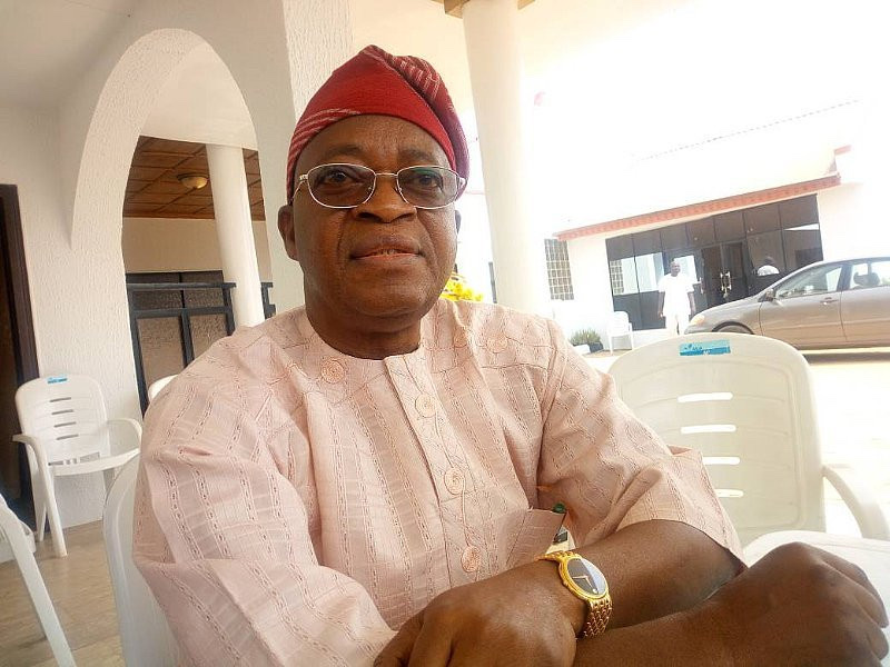 I Won't Appoint Aides From Other States - Governor Oyetola 3