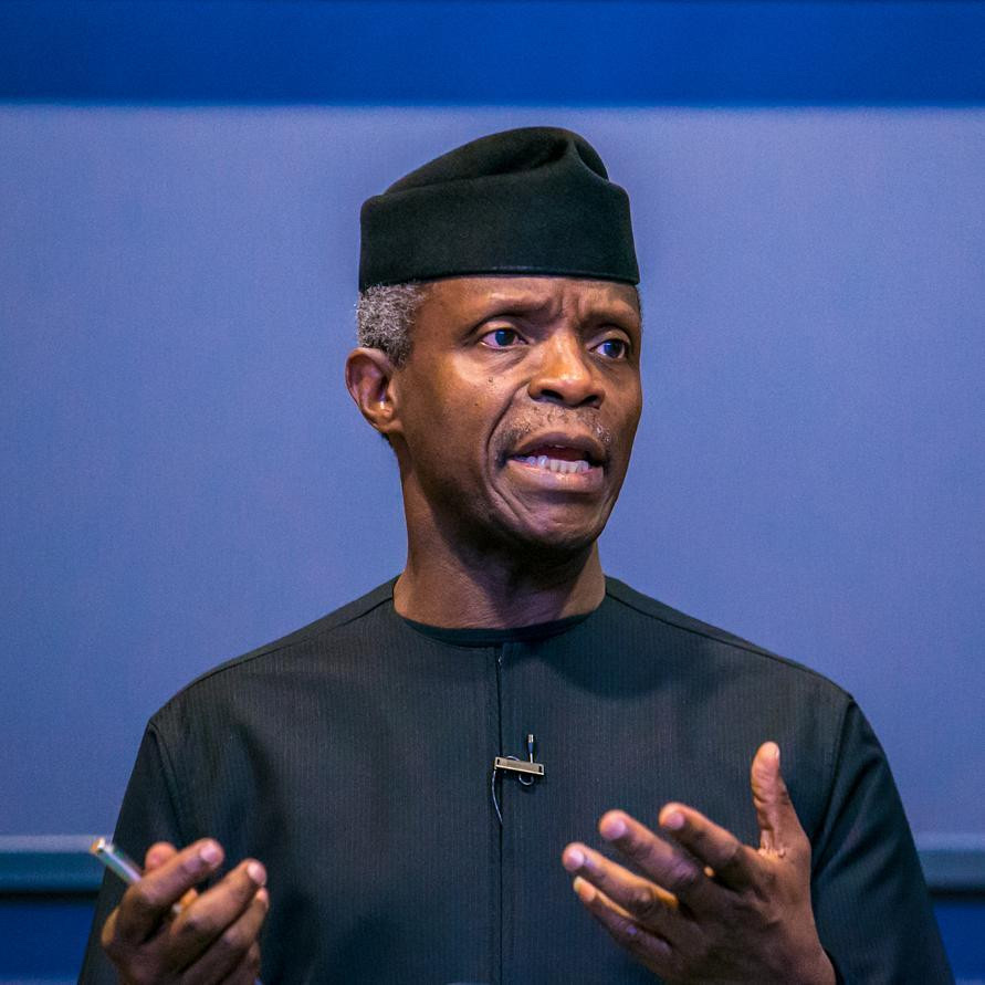 Government Can't Provide Adequate Health Care For Nigerians - VP Osinbajo 3